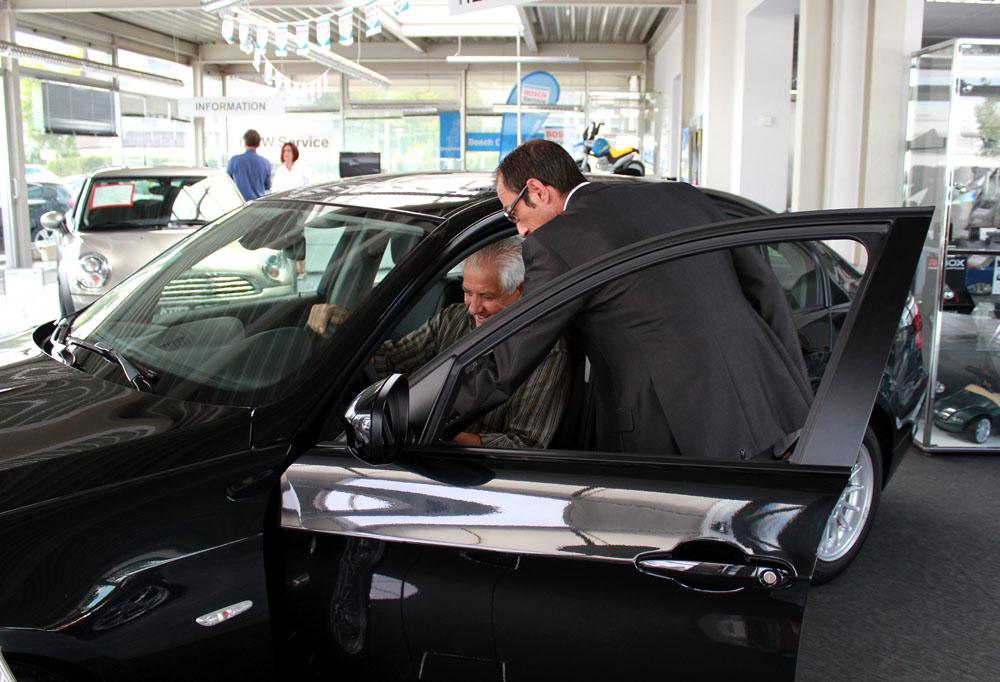Beratung Neuwagen Auto Orth
