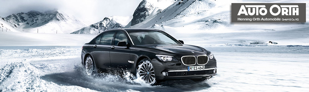 BMW Service Trier Wintercheck
