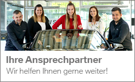 Ansprechpartner Auto Orth BMWs in Trier