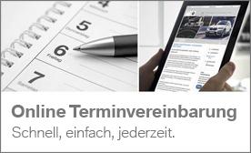 BMW Service Online Terminvereinbarung
