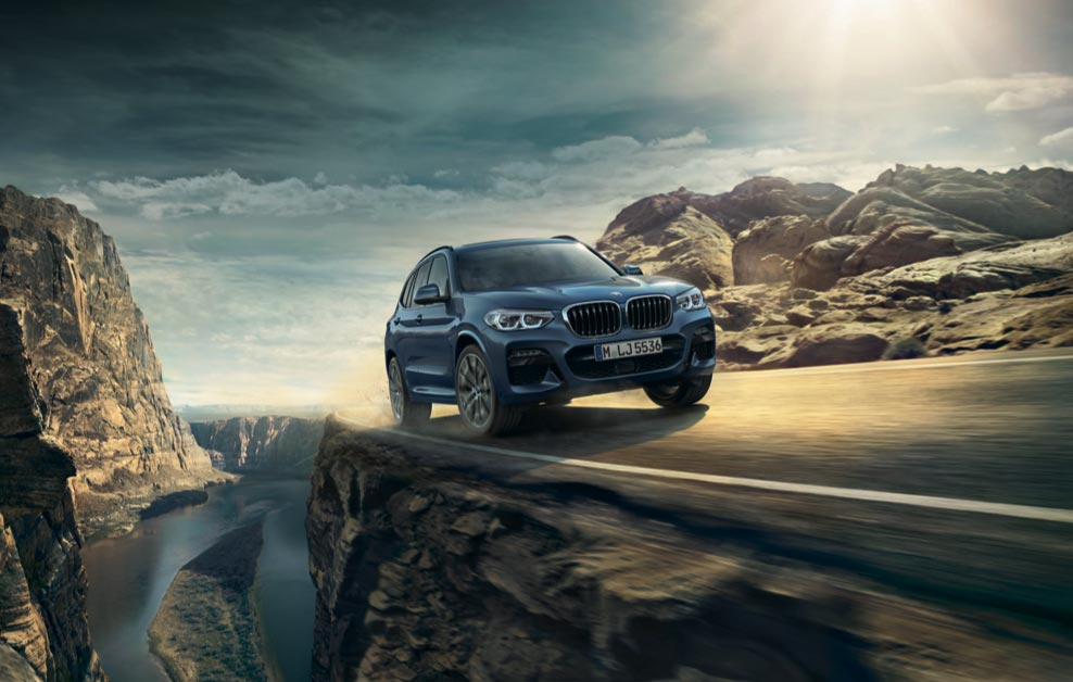 Serviceangebote BMW Frühjahr 2021