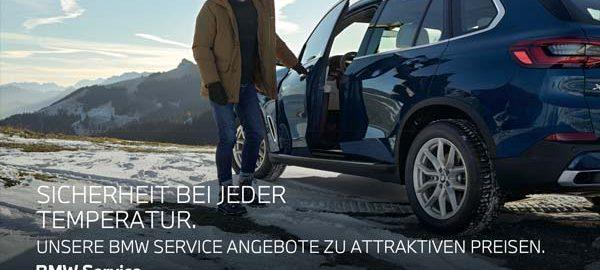 BMW Service Herbst Aktion